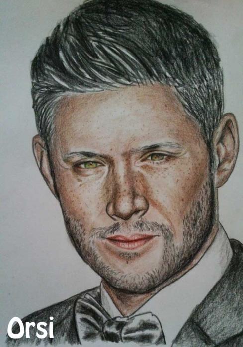 Jensen Ackles por Orsi